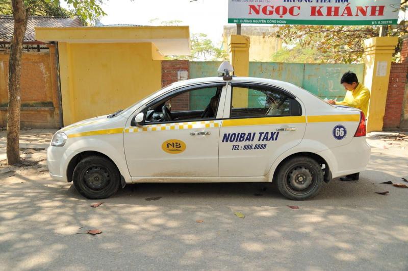 Công ty Taxi Nội Bài