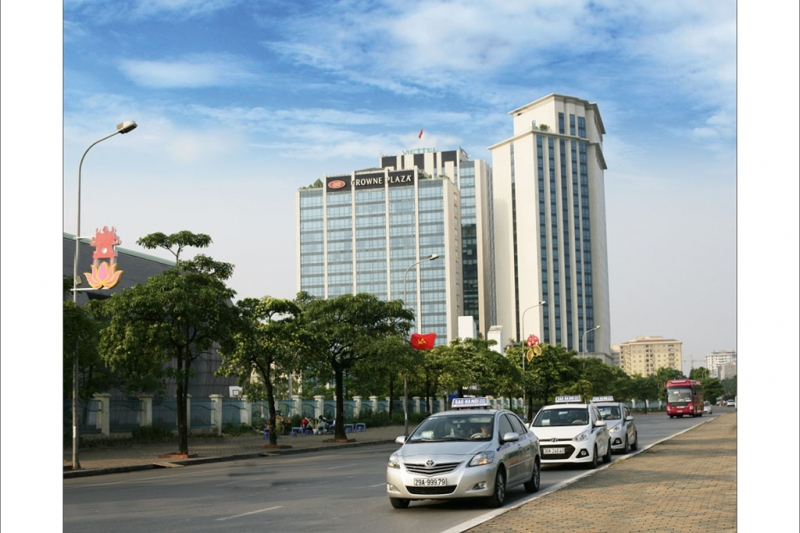 Công ty Taxi Sao Ha Noi