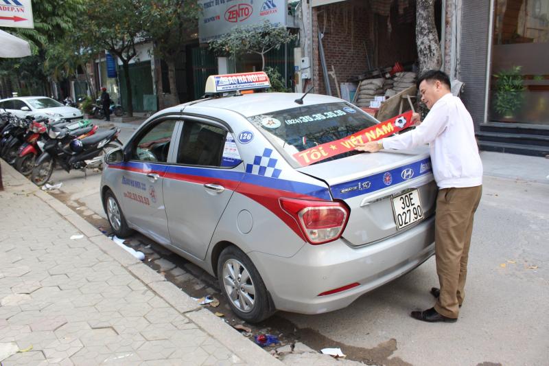 Taxi Sao Ha Noi