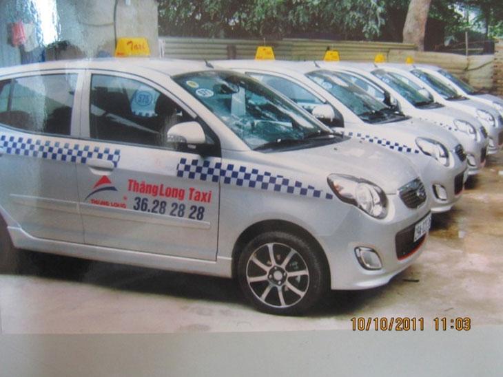 Công ty Taxi Thăng Long