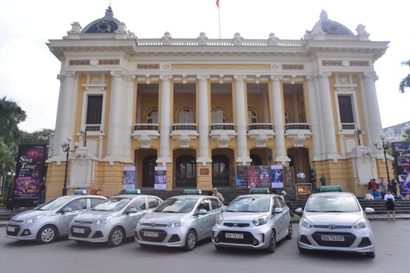 Công ty Taxi Thủ Đô