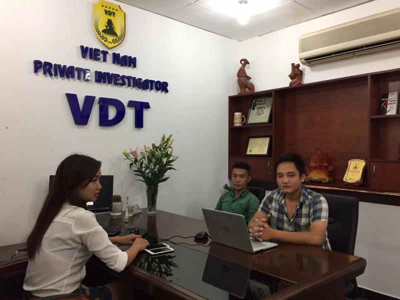 Công ty thám tử VDT