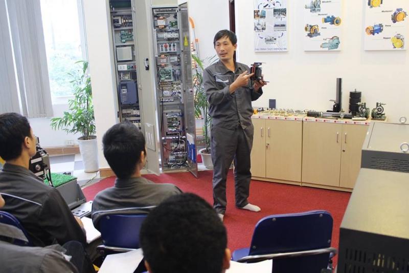 Thang máy Taiyo Việt Nam - Công ty sửa chữa và bảo trì thang máy uy tín nhất tại Hà Nội