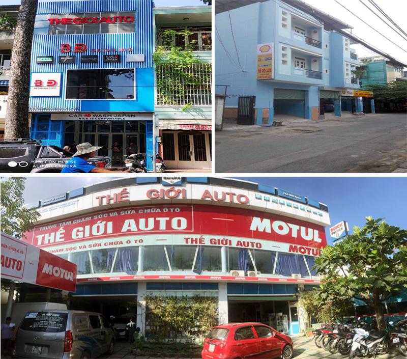 Công ty CP Thế Giới Auto
