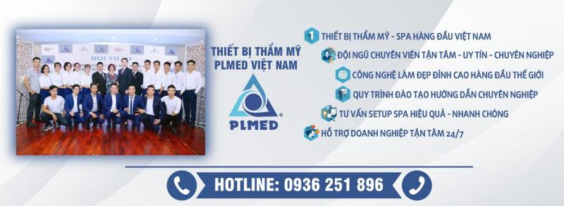 Công ty thiết bị thẩm mỹ Plmed Việt Nam