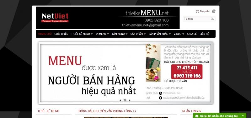 Công ty thiết kế in ấn Nét Việt