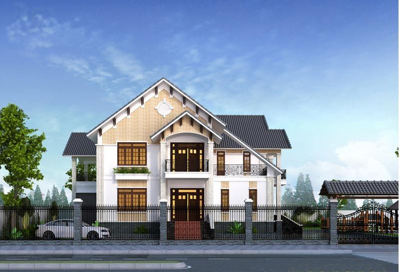 Công ty thiết kế nhà đẹp Phú Cường