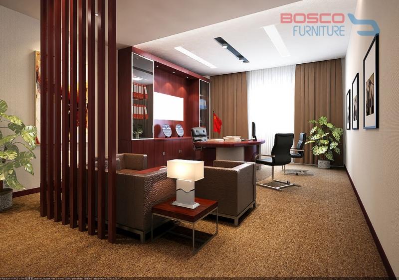 Công ty thiết kế nội thất Dibrand còn được biết với cái tên là Bosco Home