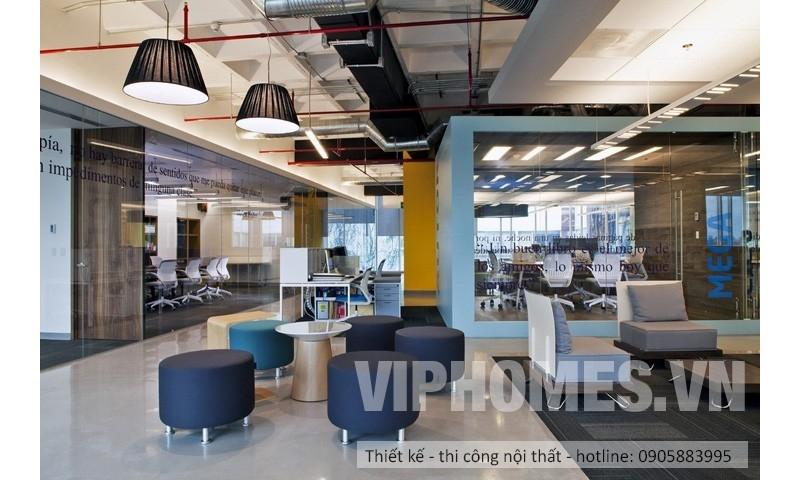 Công ty thiết kế nội thất Viphomes