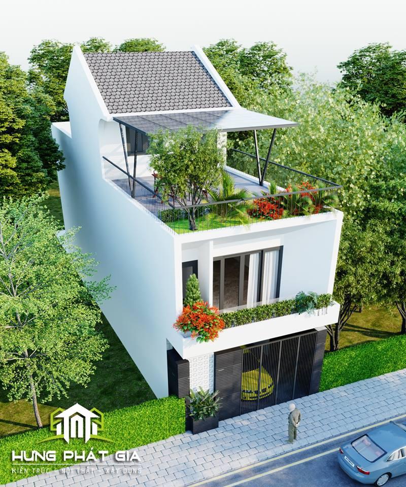 Công ty Thiết kế và Thi công Kiến trúc, Nội thất Hưng Phát Gia