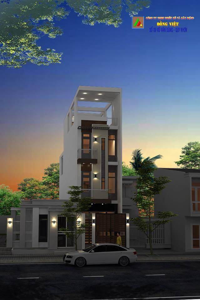 Công ty thiết kế và xây dựng Đồng Việt