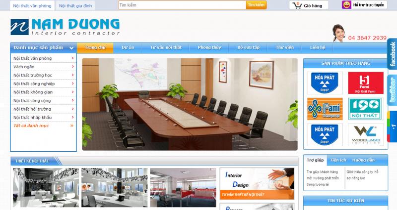 Công ty thiết kế website Trí Tuệ Việt