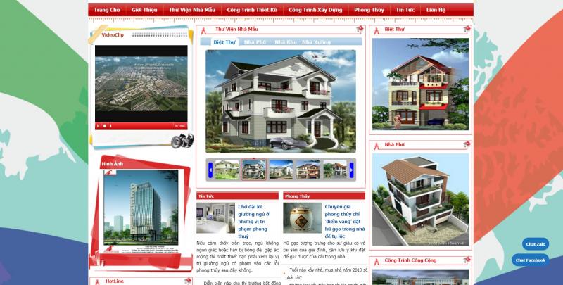 Công ty Thiết kế - Xây dựng Nhà Đỏ
