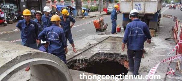 Thông cống nghẹt tại Tây Ninh