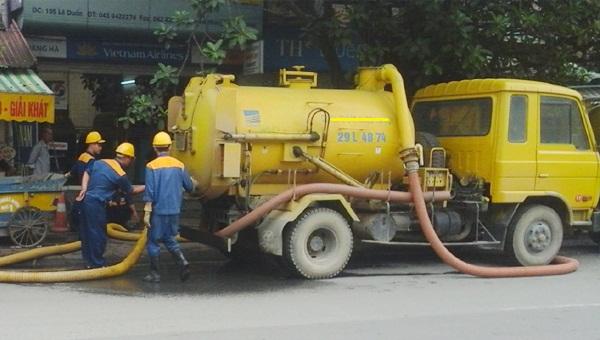 Công ty Thông tắc cống Hà Nội Vân Nam