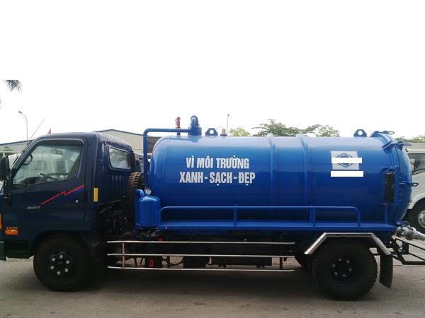 Công ty thông tắc cống Vân Nam