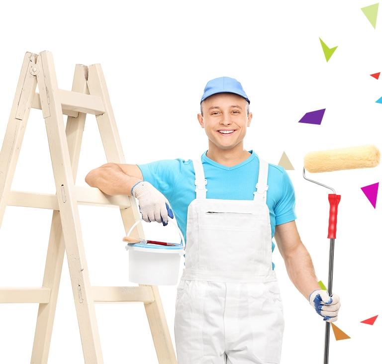 Thuận Phát Như Ý - dịch vụ sơn nhà chuyên nghiệp và uy tín nhất tại TPHCM