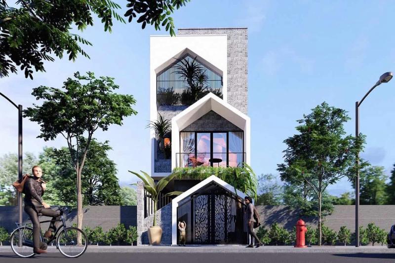 kiến trúc - xây dựng góc nhìn mới