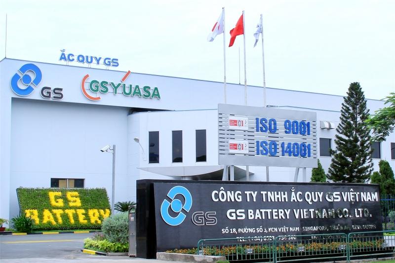 Công ty TNHH ắc quy GS Việt Nam