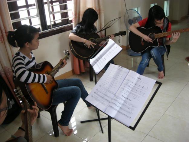 ABM Music với phương pháp đào tạo mới nhất hiện nay.