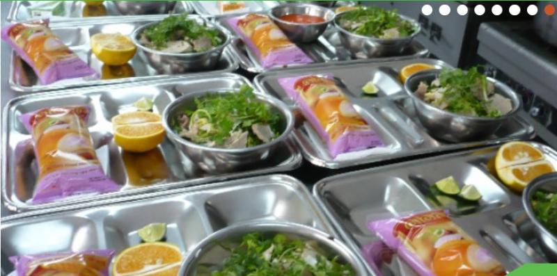 Công ty TNHH Ẩm thực Á Đông