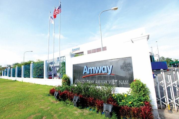 Công ty TNHH Amway Việt Nam là thành viên của Tập đoàn Amway