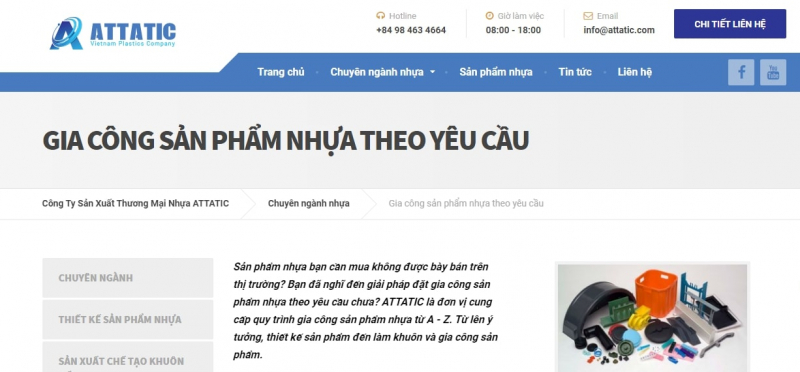 Công ty TNHH Attatic