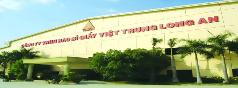 Công ty TNHH Bao Bì Giấy Việt Trung Long An