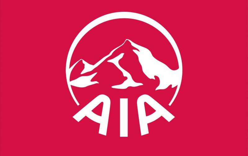 Logo Bảo Hiểm Nhân Thọ AIA