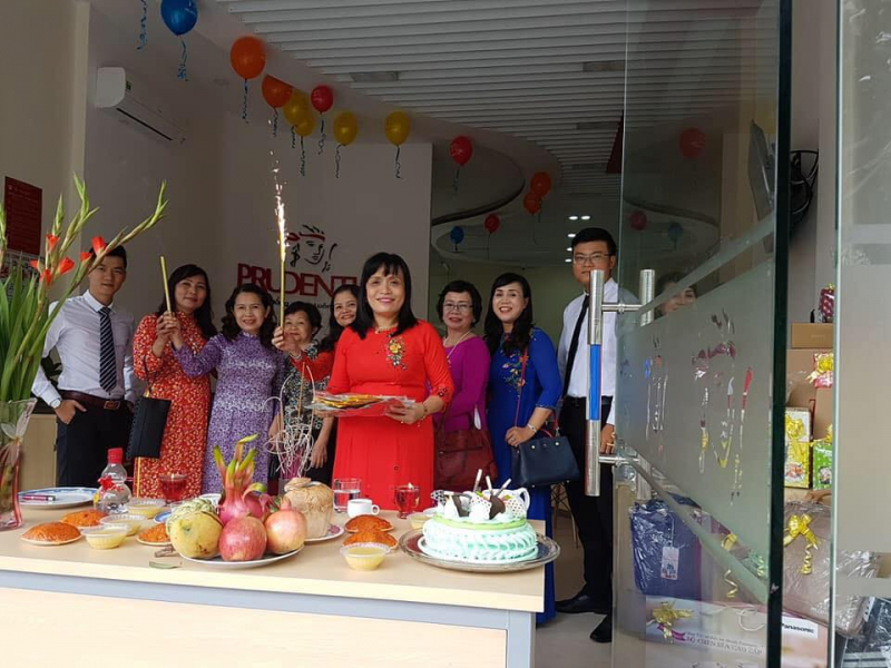 Khai trương VP ĐL QN3- 125 Trần Cao Vân, Quy nhơn, Bình Định