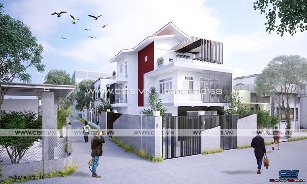 Mẫu thiết kế của công ty TNHH Bảo Sơn