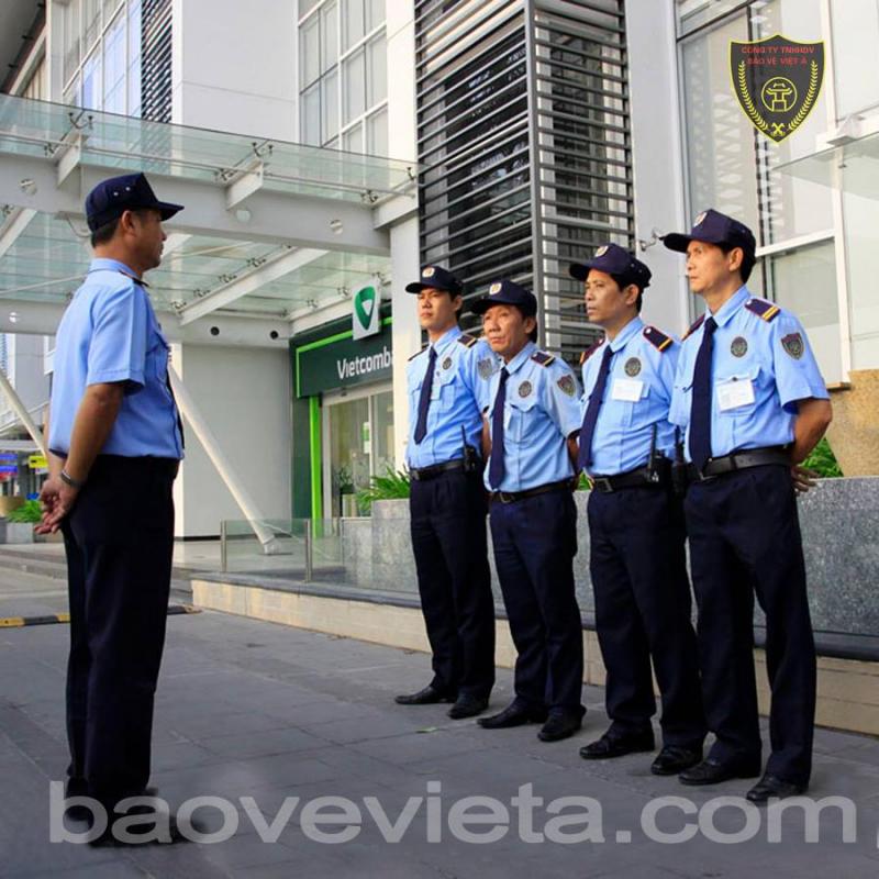 Công ty TNHH dịch vụ bảo vệ Việt Á