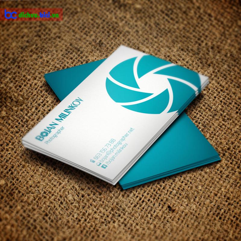 Top 8 dịch vụ in card visit đẹp, chuyên nghiệp nhất tại Đà Nẵng