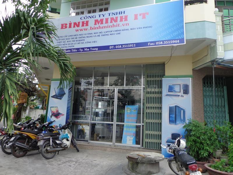 Công ty TNHH BÌNH MINH I.T