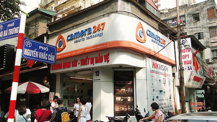 Công Ty TNHH Camera 247 - Camera Hà Nội
