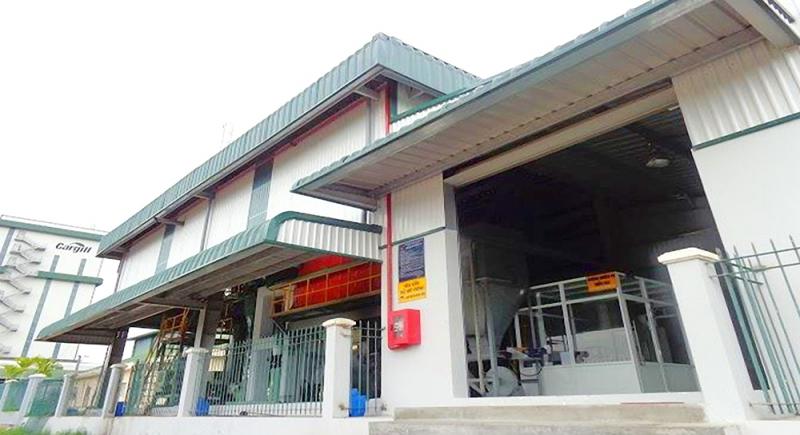 Nhà máy Cargill Bình Định.