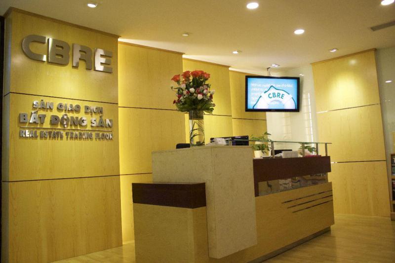 Công ty TNHH  CBRE Vietnam