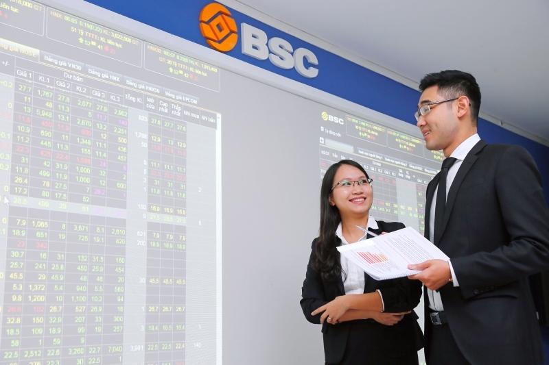 BSC - công ty lớn nhất sàn chứng khoán Việt Nam