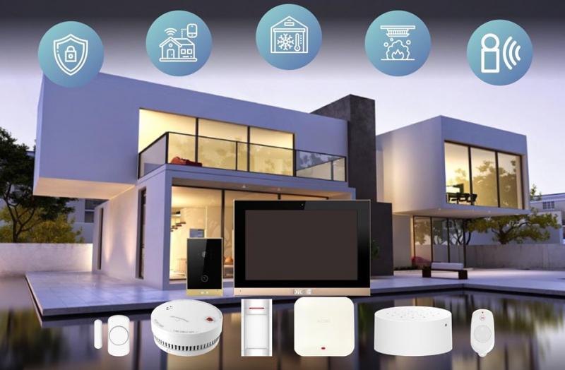 Hệ thống An ninh Thông minh 3S -  Đây là giải pháp an ninh toàn diện, giúp chủ nhà chủ động kiểm soát an ninh không gian sống của mình.