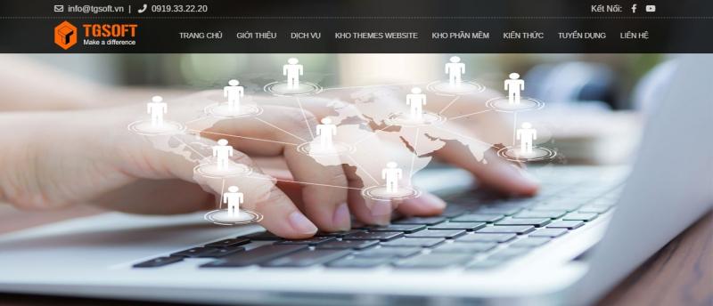 Công ty TNHH Công nghệ TGSOFT