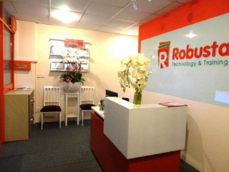 Công ty TNHH Công nghệ và Đào tạo Robusta