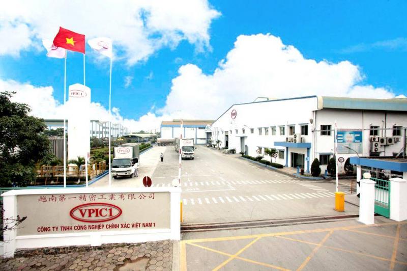 Công ty TNHH Công nghiệp Chính xác Việt Nam 1 (tên gọi tắt là VPIC1)