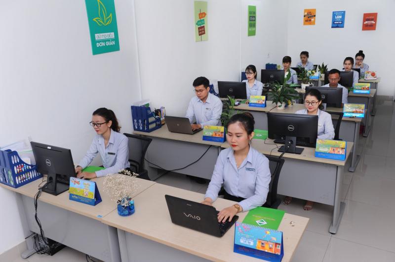 Công ty TNHH Đại Lý Thuế - Tư Vấn Vinatax