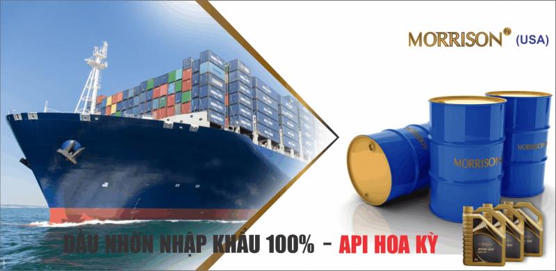 Công ty Cổ phần Dầu mỡ nhờn Việt Nam.