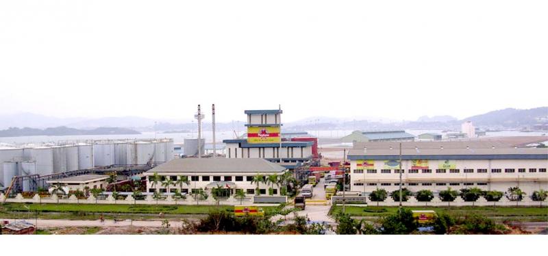 Công ty TNHH dầu thực vật Cái Lân