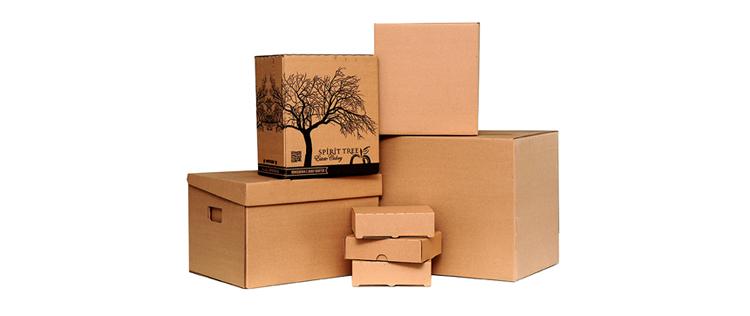 Sản phẩm hộp giấy cao cấp của công ty SHD