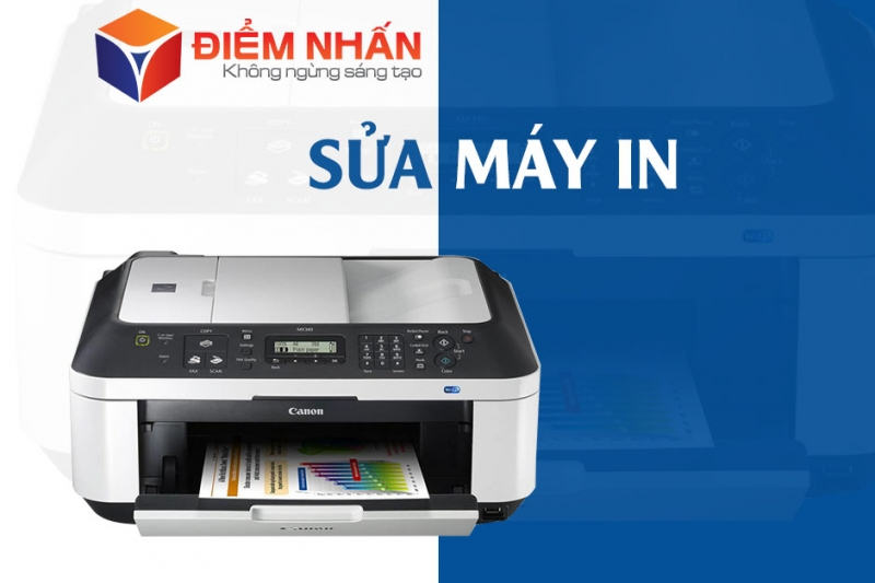 Nam Thái đã tạo dựng được thương hiệu có uy tín trong lĩnh vực sửa chữa máy in