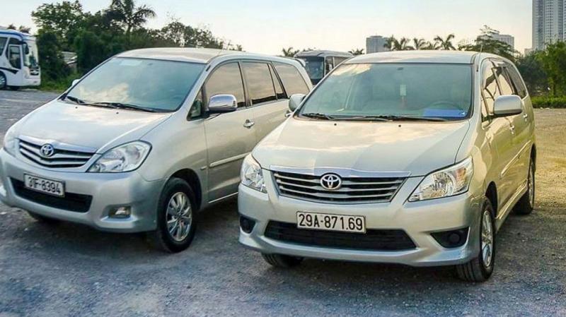 Dịch vụ thuê xe tự lái tại Công ty TNHH Đầu tư vận tải Trung Tín