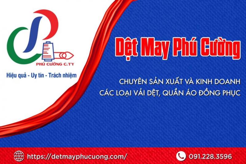 Công ty TNHH dệt may Phú Cường - Hà Nam