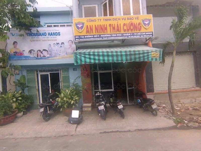 Công ty TNHH dịch vụ bảo vệ Thái Cường